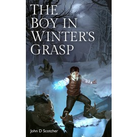 The Boy In Winter's Grasp by John Scotcher