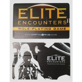 Elite: Encounters - An officially licenced role playing game based in the Elite: Dangerous universe
