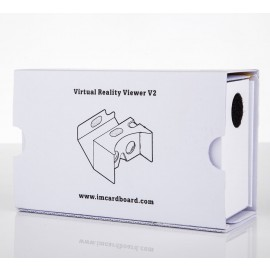 I Am Cardboard - VR Headset - White