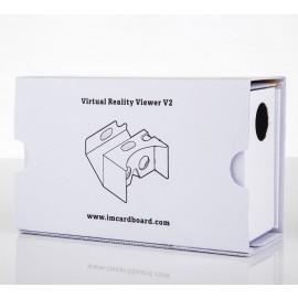 I Am Cardboard - VR Headset - White