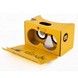 I Am Cardboard - VR Headset - Yellow