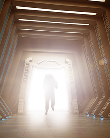 science fiction walk