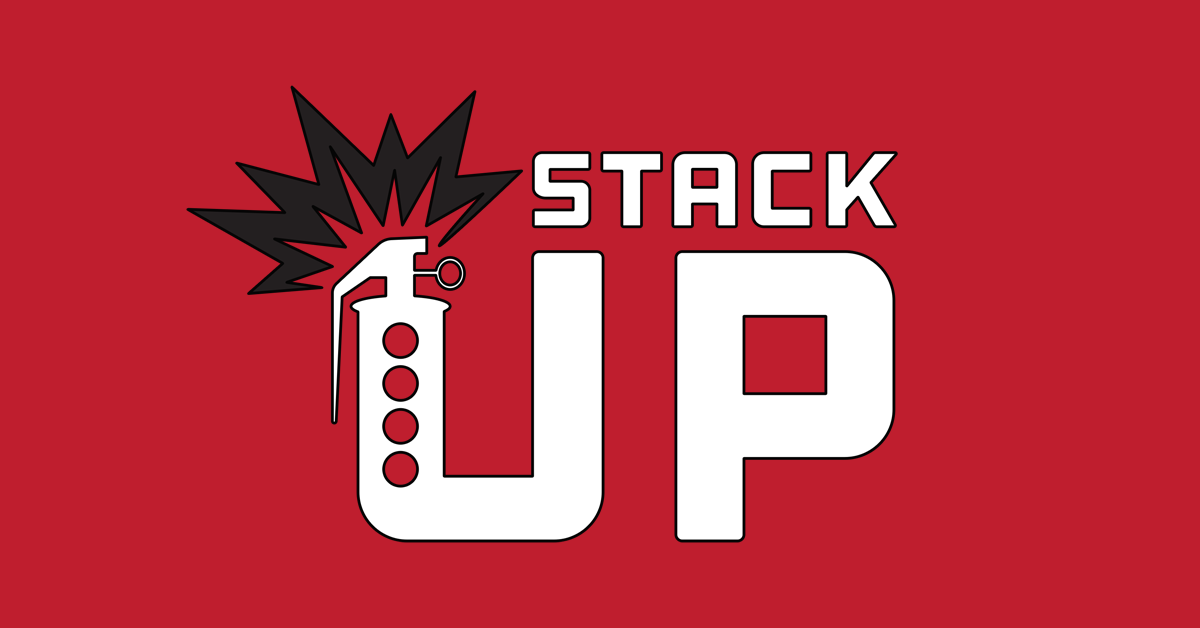 Stack Up donation page